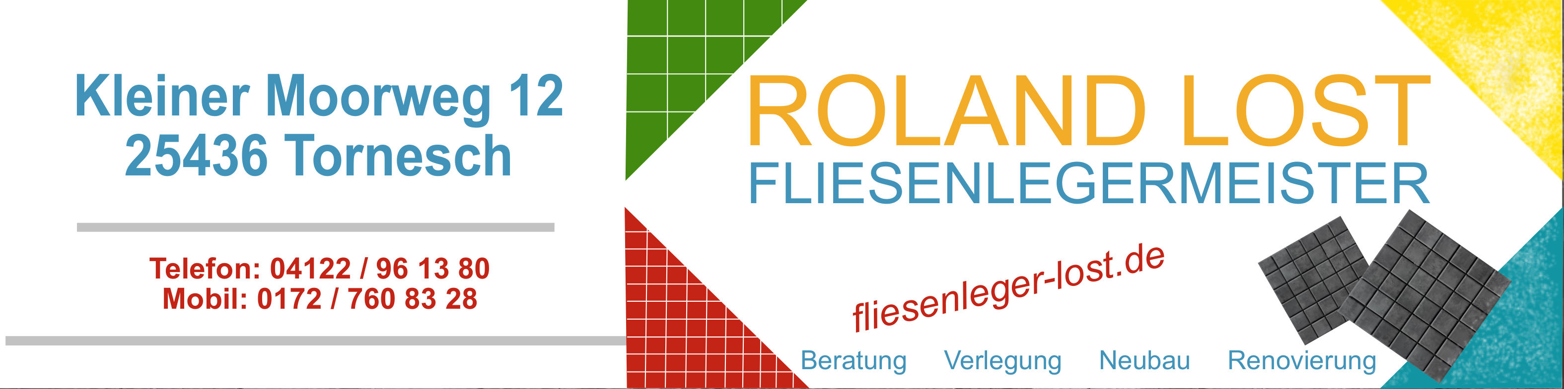 logo fliesen lost